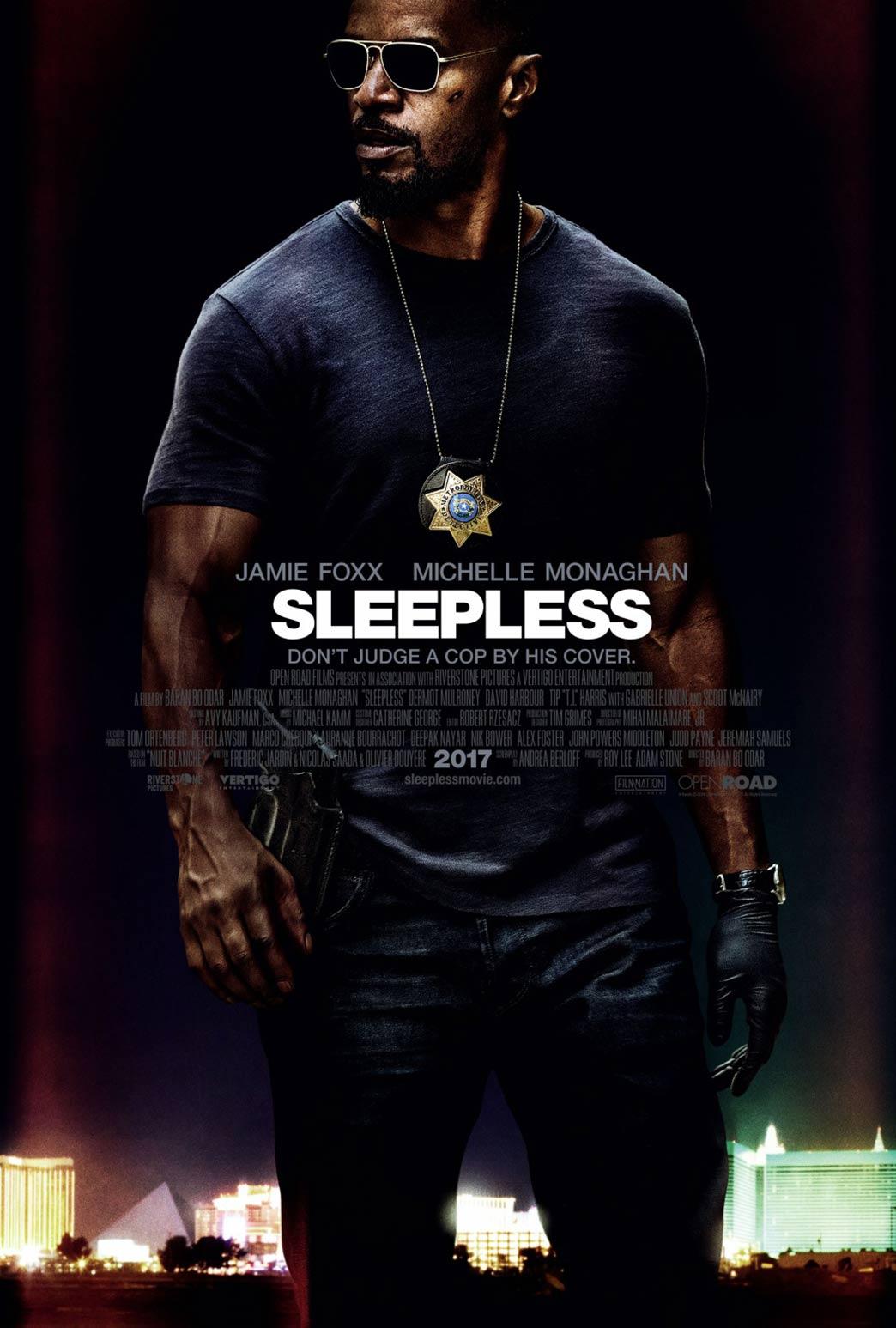 Sleepless Poster #1