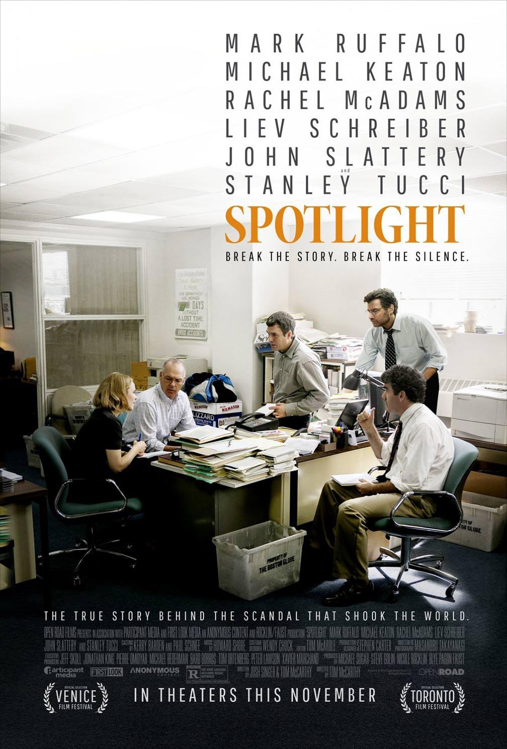 Spotlight Poster #2