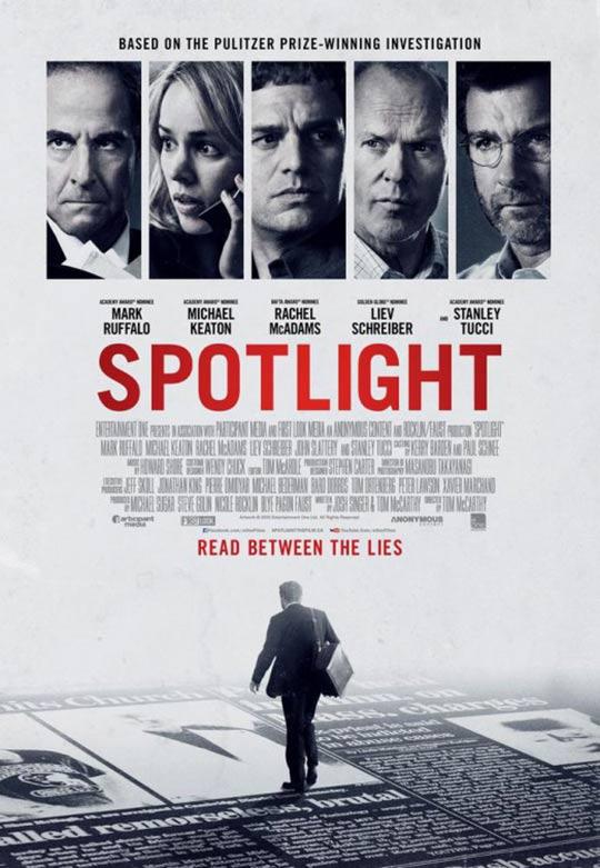Spotlight Poster #3