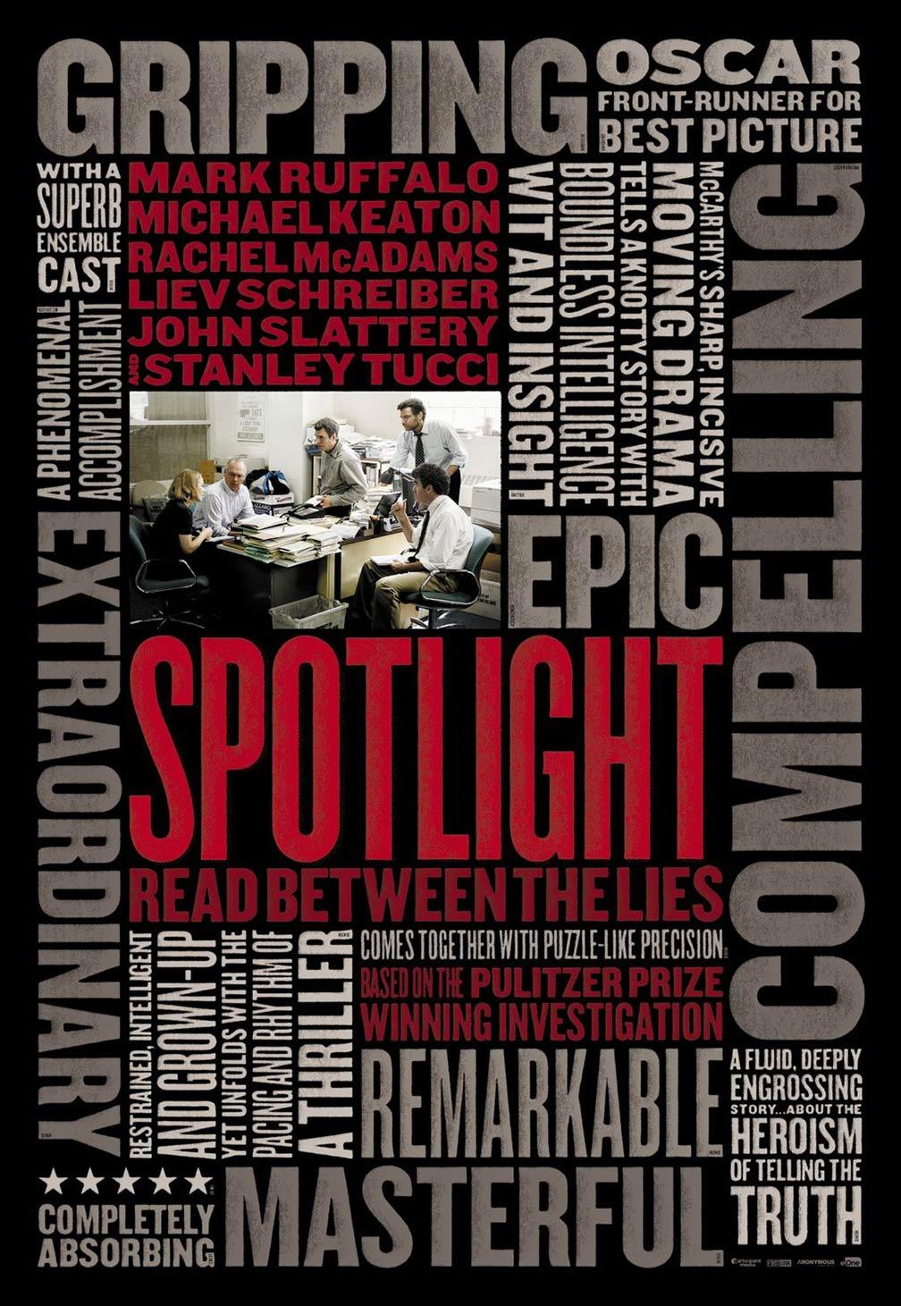 Spotlight Poster #4