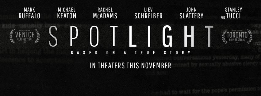 Spotlight Poster #1