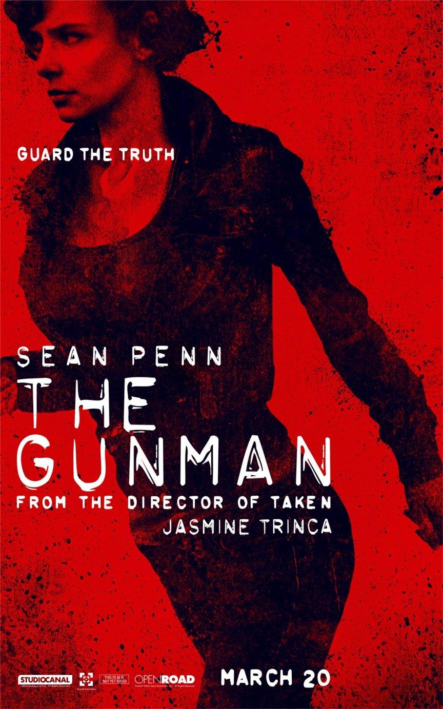 The Gunman Poster #3