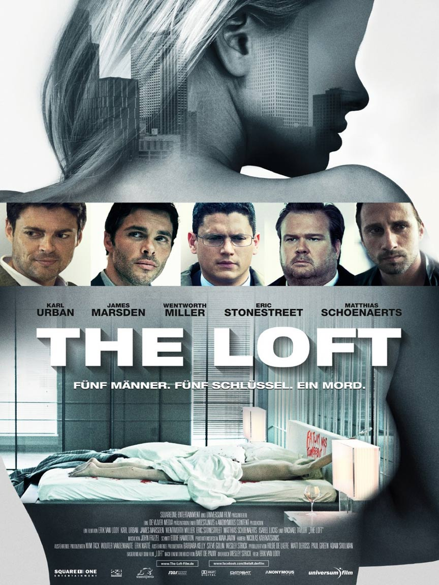 The Loft Poster #2