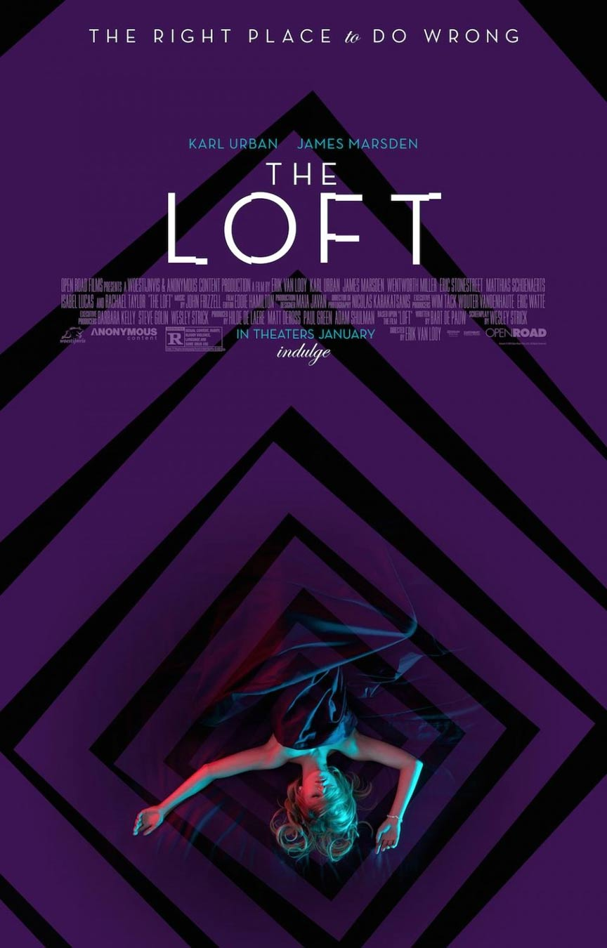The Loft Poster #1