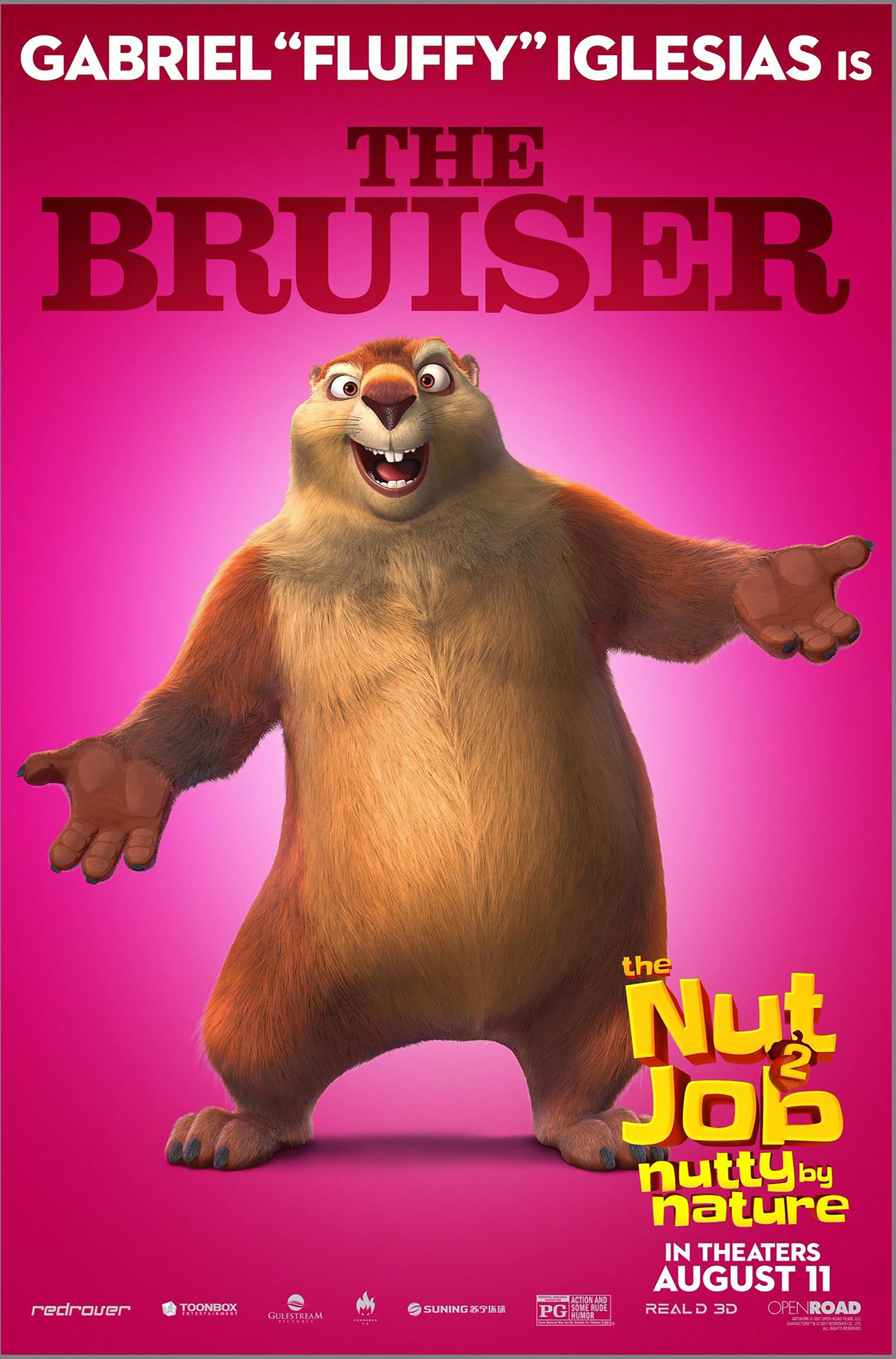 The Nut Job 2: Nutty by Nature Poster #3