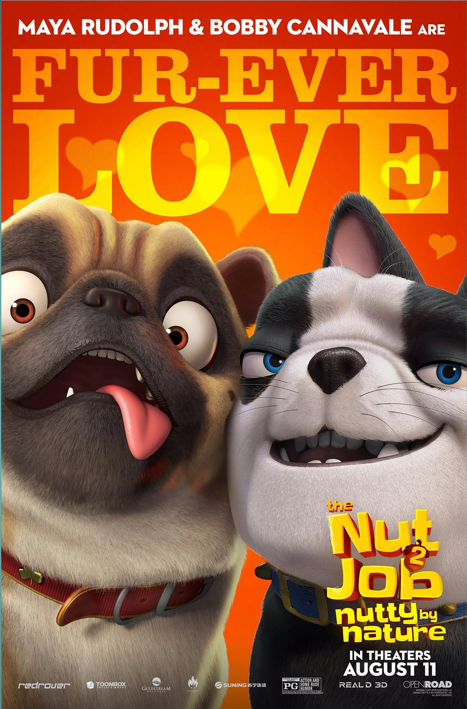 The Nut Job 2: Nutty by Nature Poster #4