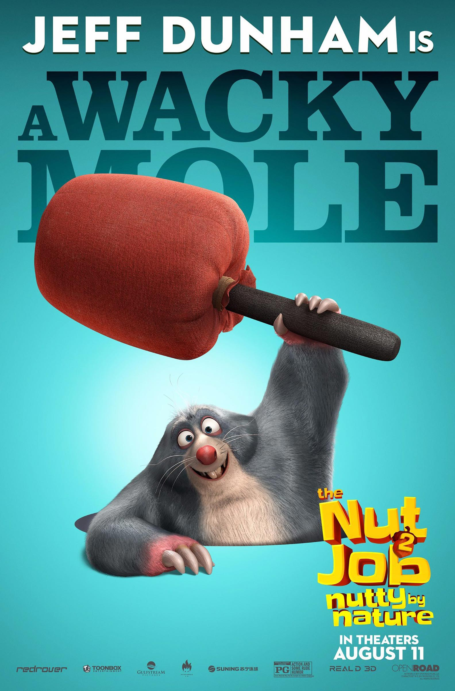 The Nut Job 2: Nutty by Nature Poster #5