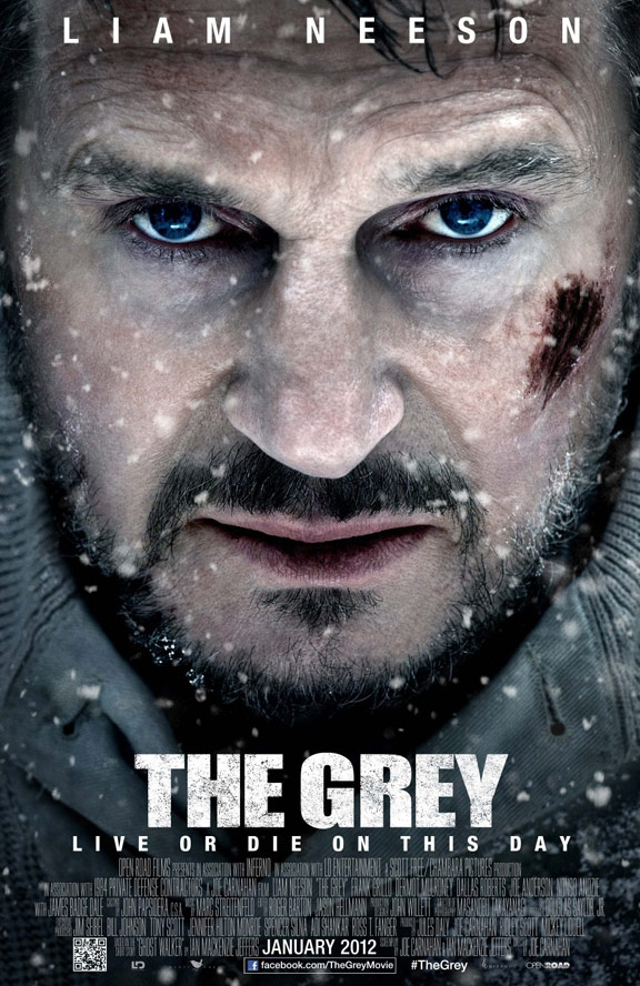 The Grey Poster #1