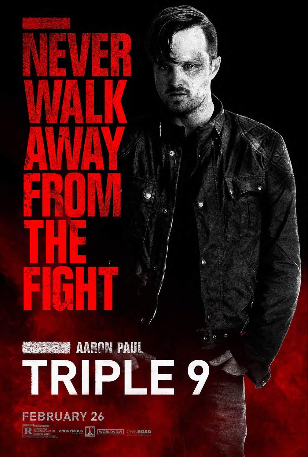 Triple 9 Poster #10