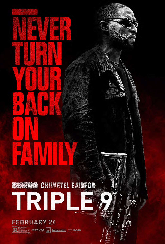 Triple 9 Poster #11