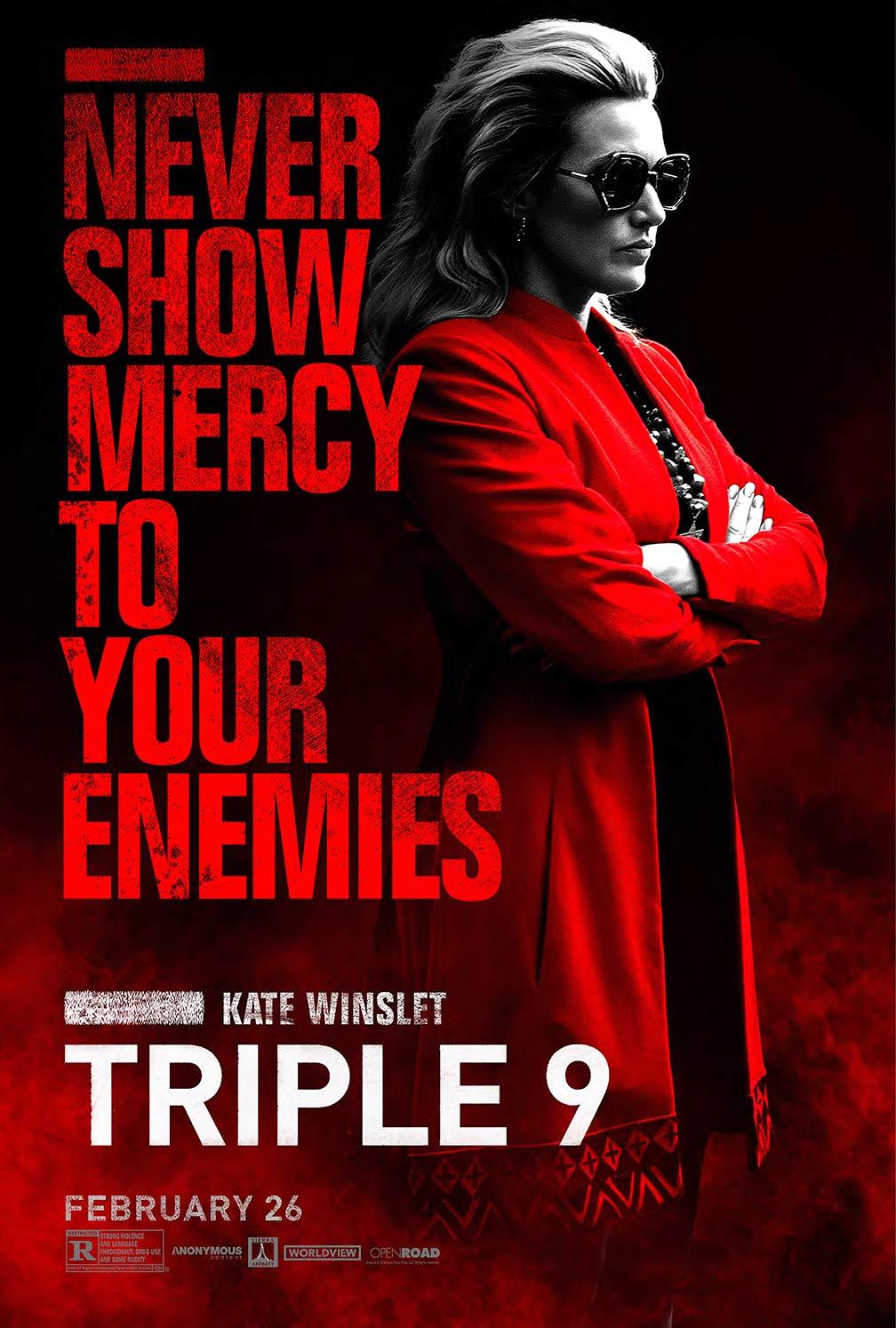 Triple 9 Poster #7