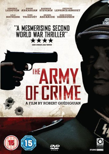 The Army Of Crime Poster #1