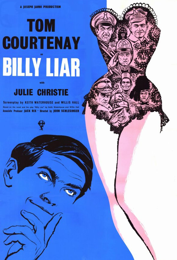 Billy Liar Poster #1