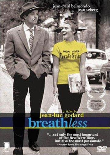 Breathless (À bout de souffle) Poster #2