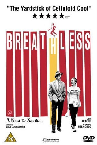 Breathless (À bout de souffle) Poster #1
