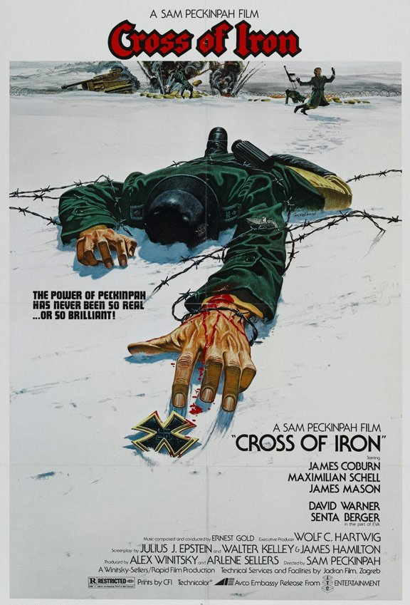 Cross of Iron Poster #1