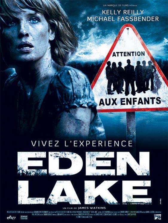 Eden Lake Poster #3