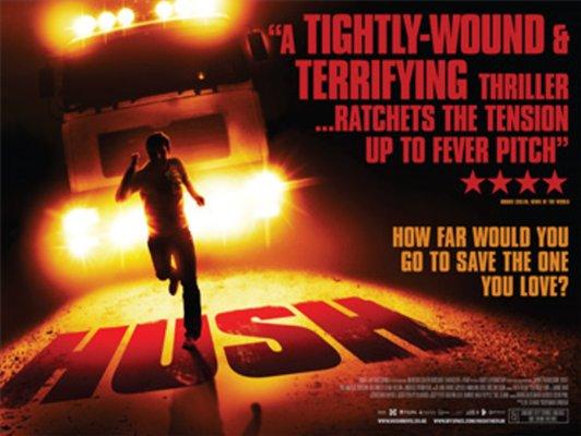 Hush Poster #1