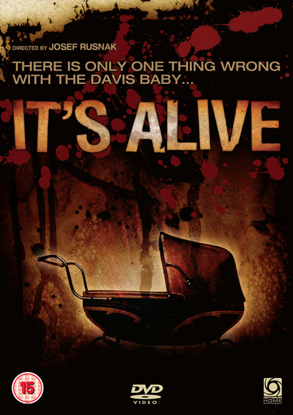 It's Alive Poster #1