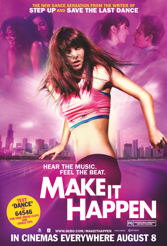 Make It Happen Poster #1