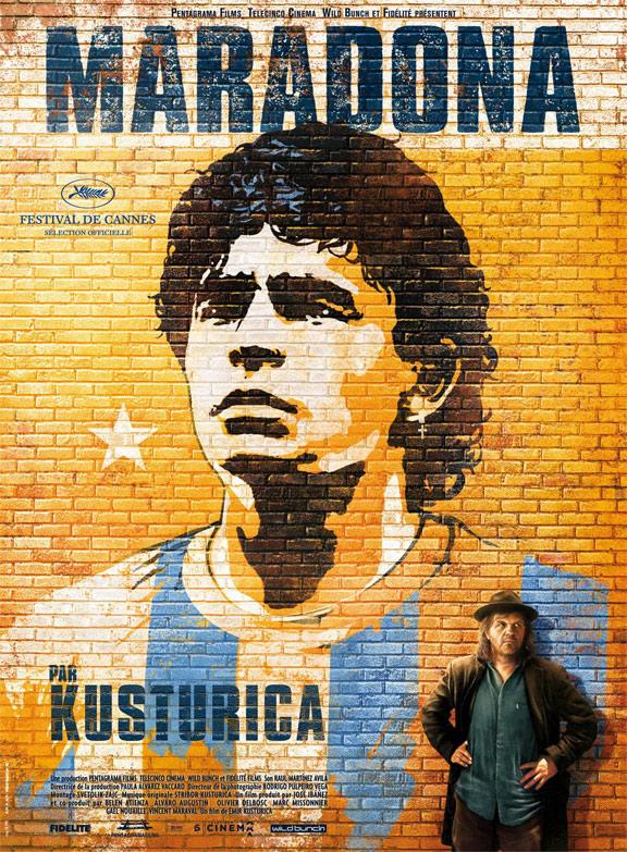 Maradona (Maradona by Kusturica) Poster #1