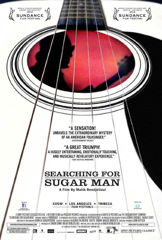 Searching for Sugar Man Poster #1