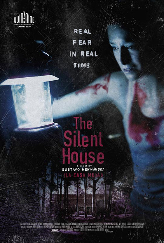 The Silent House Poster #2