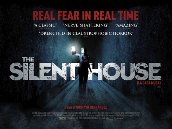 The Silent House Poster #1