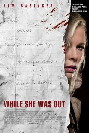 While She Was Out Poster #1