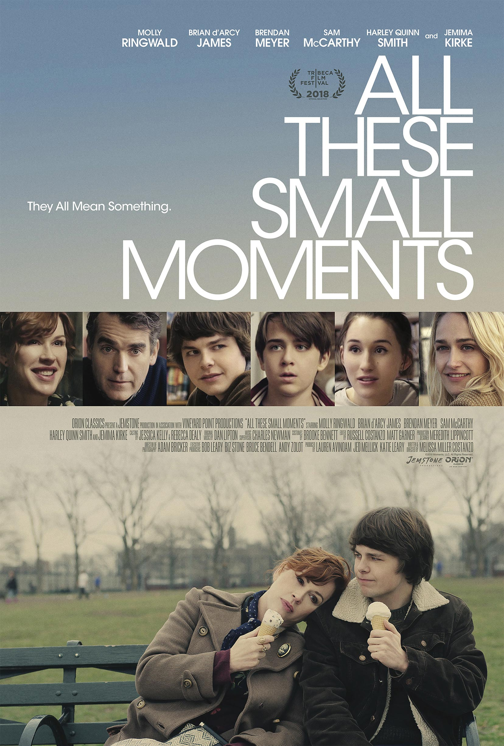 All These Small Moments Poster #1