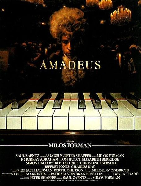Amadeus Poster #1
