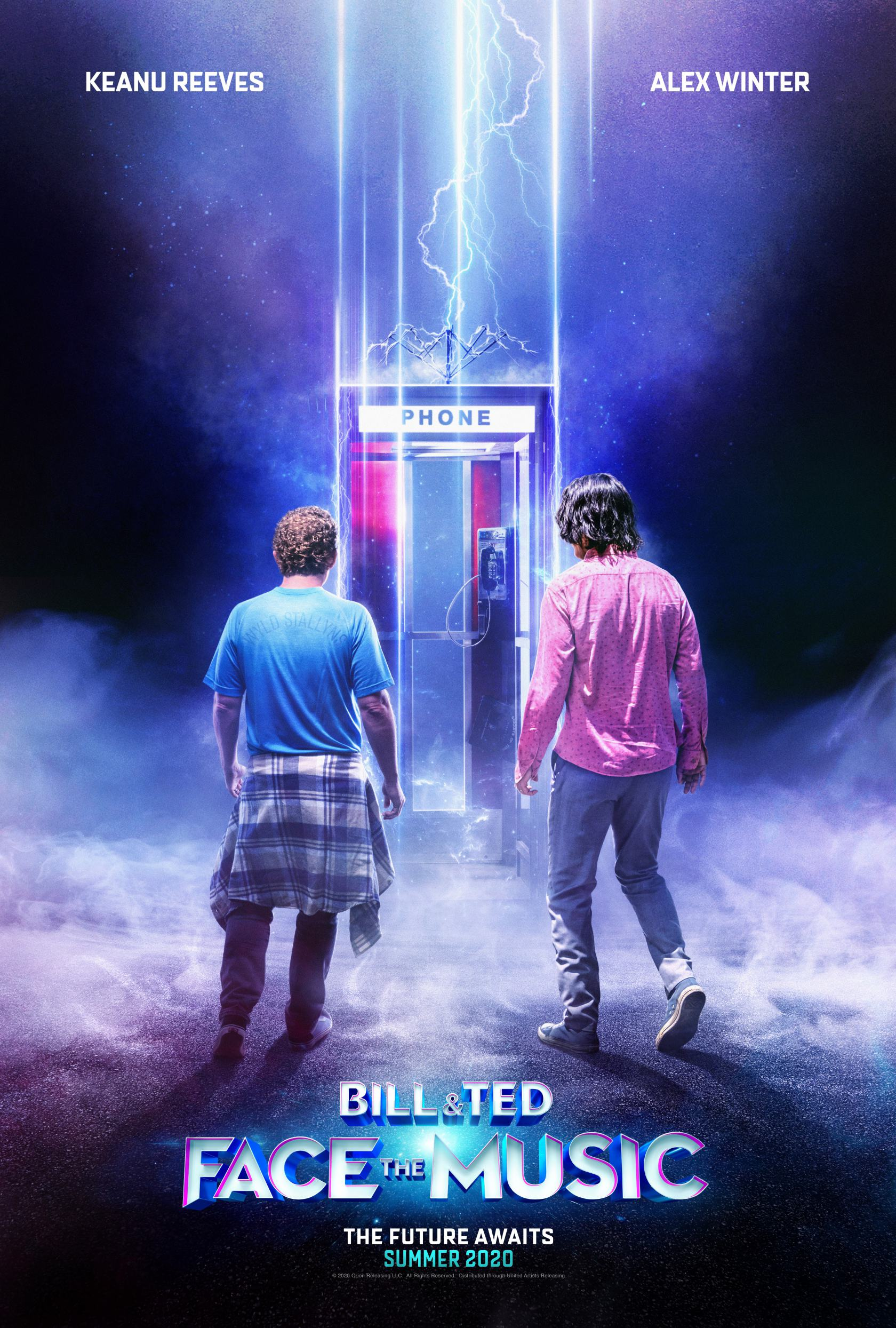 Bill & Ted Face the Music Poster #1