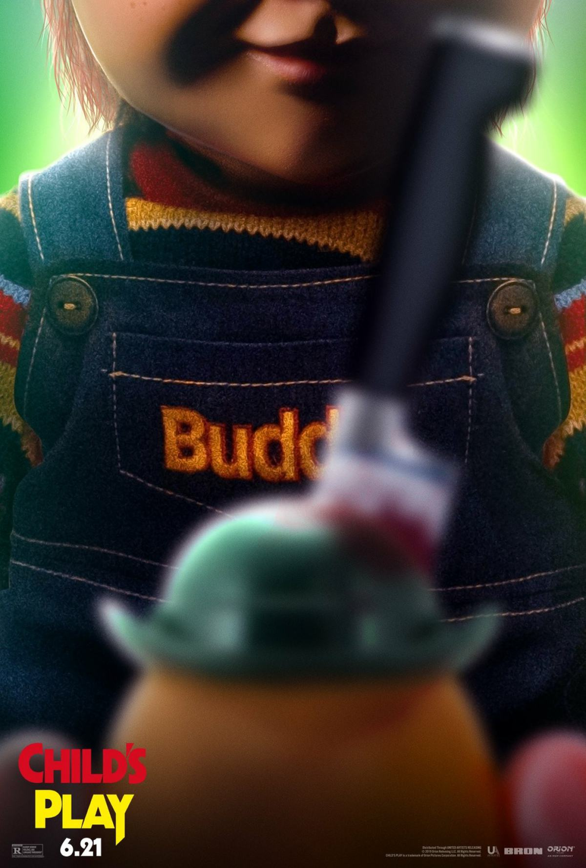 Child's Play Poster #2