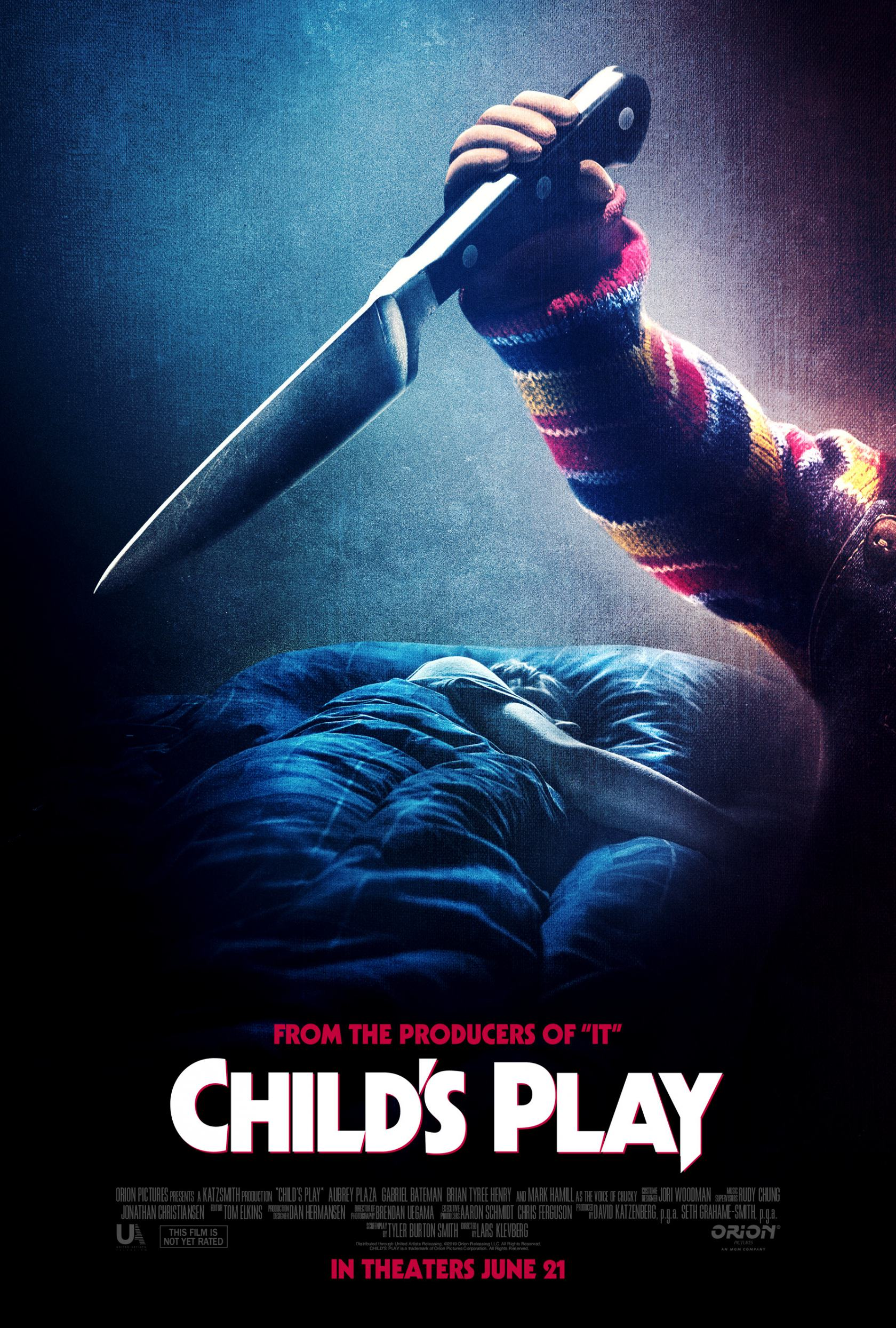 Child's Play Poster #4