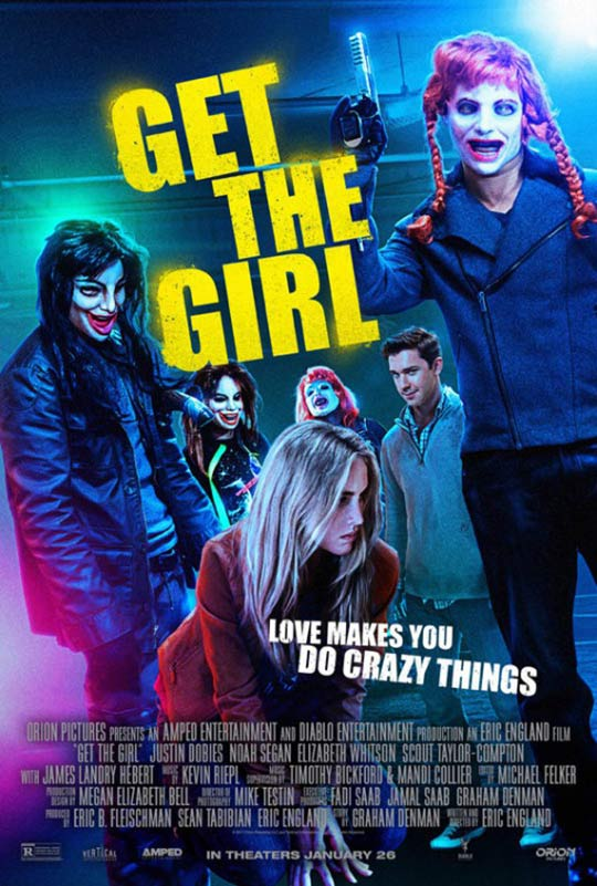 Get the Girl Poster #2