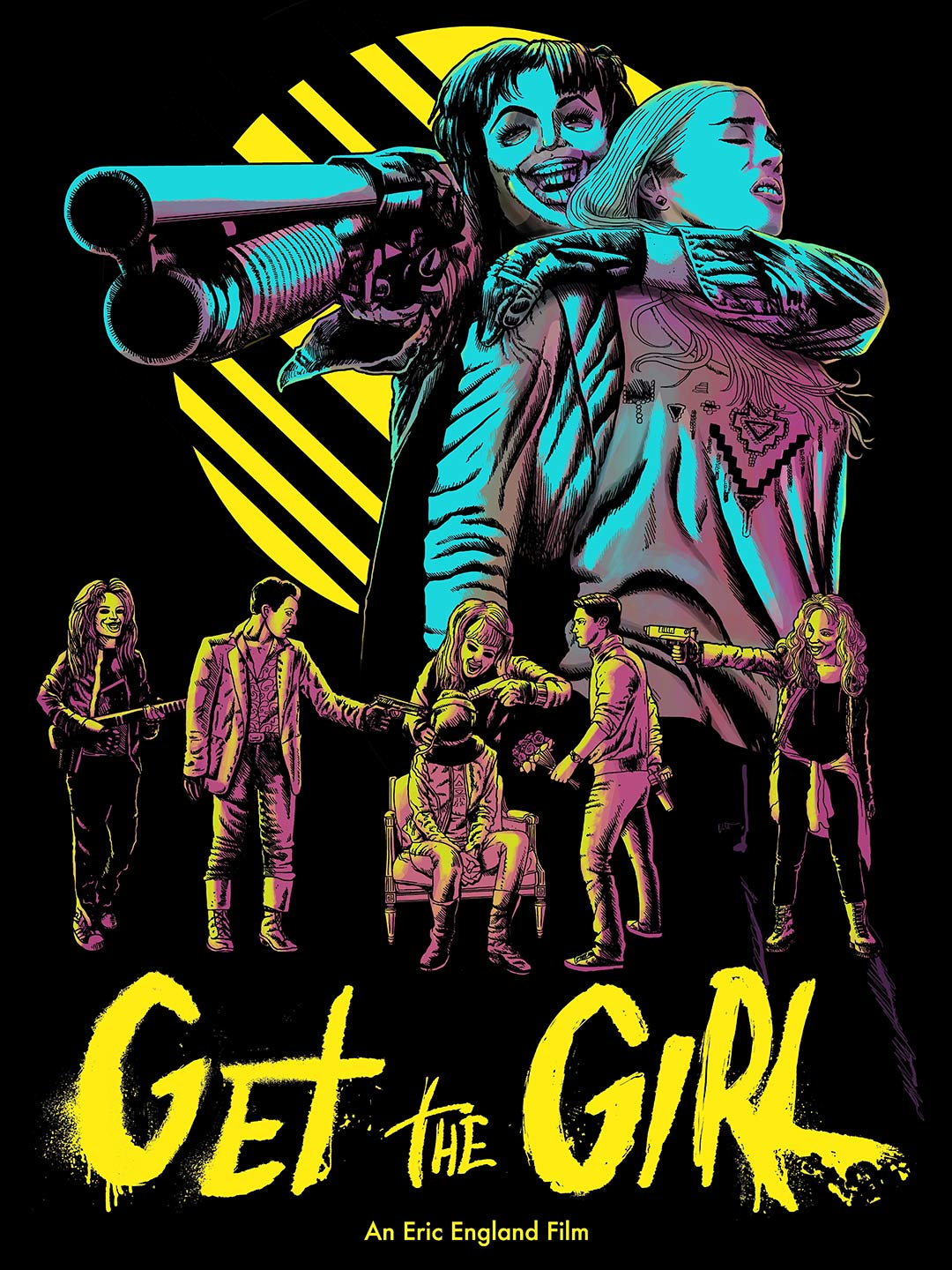 Get the Girl Poster #1