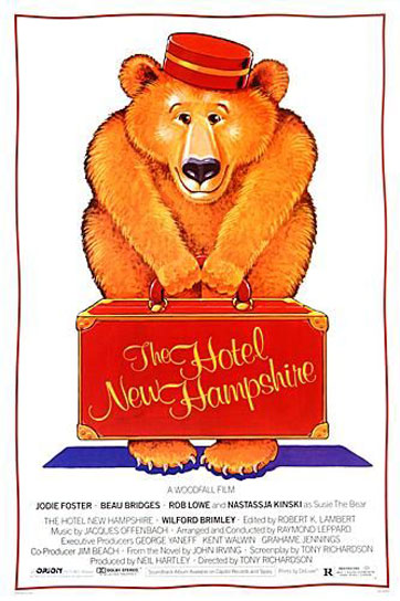The Hotel New Hampshire Poster #1
