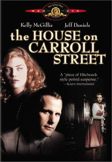 The House on Carroll Street Poster #2