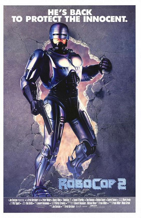 RoboCop 2 Poster #3