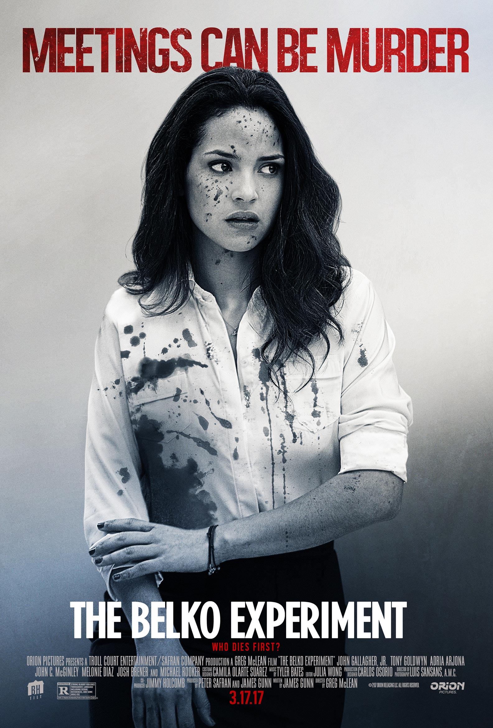 The Belko Experiment Poster #6