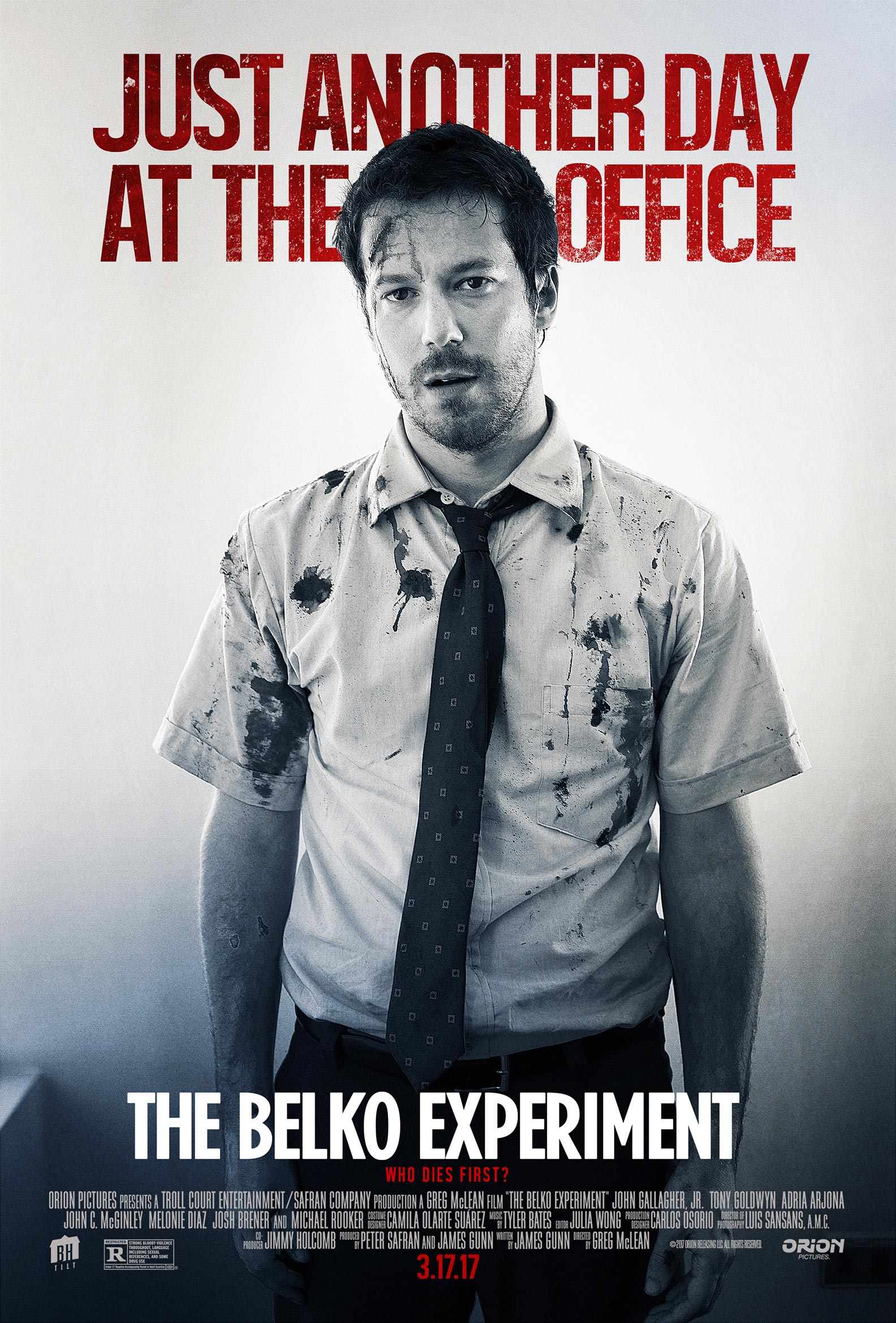 The Belko Experiment Poster #7