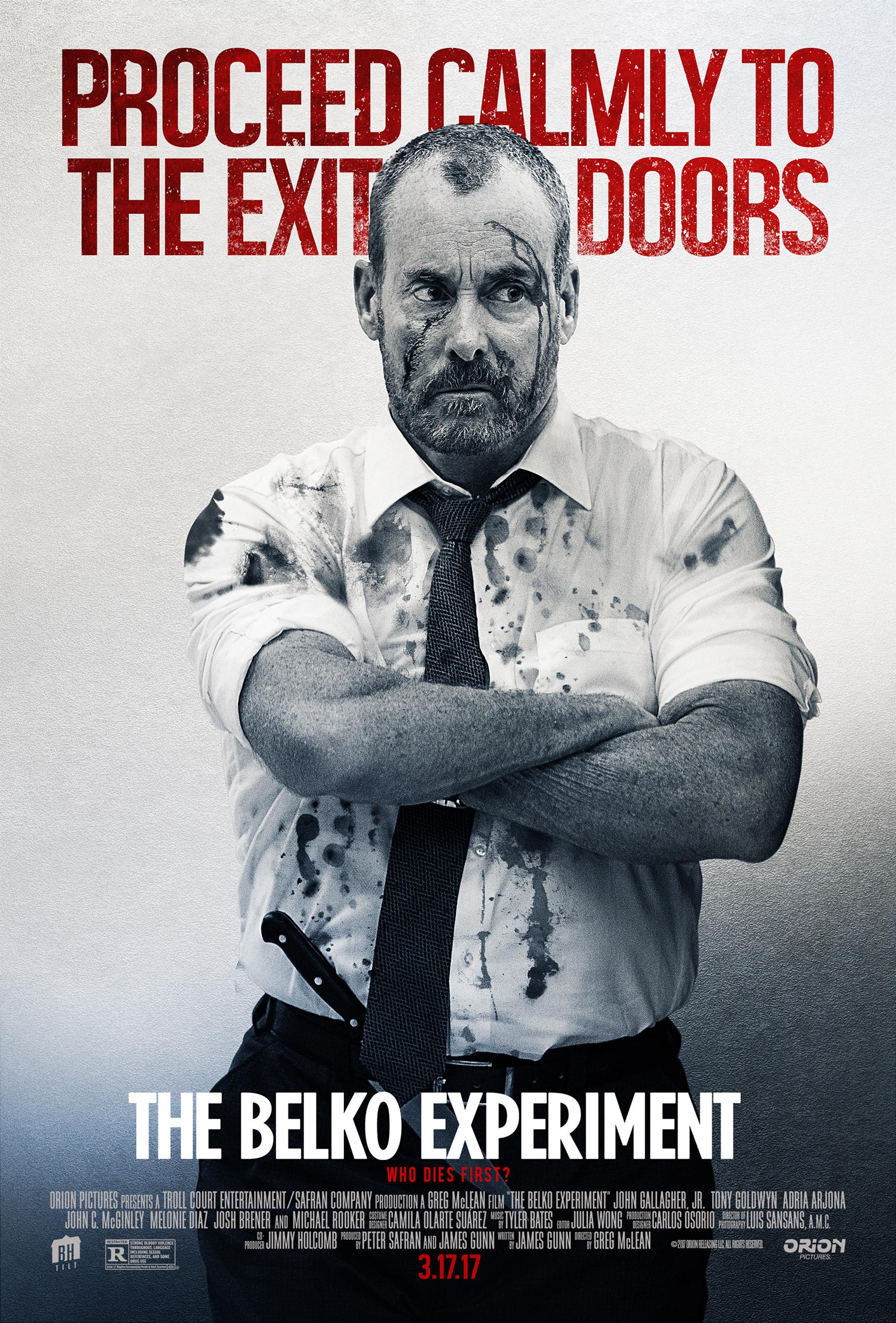 The Belko Experiment Poster #9