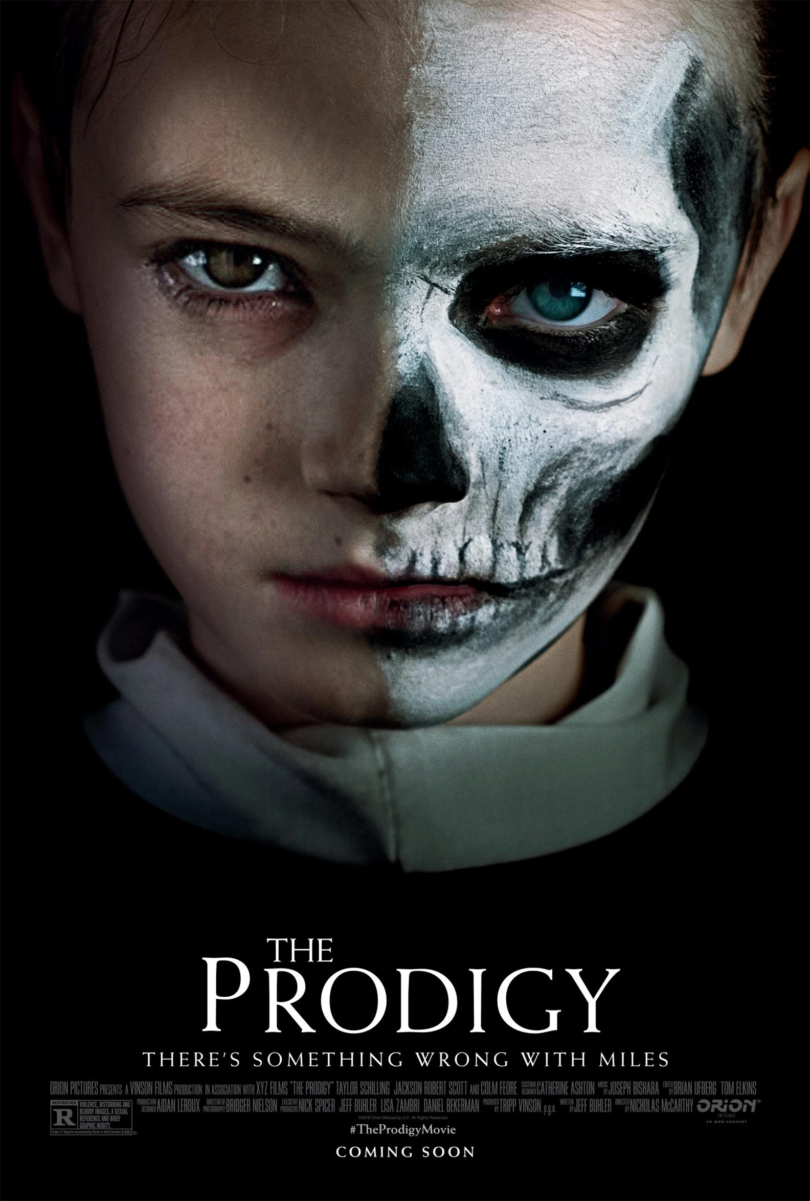 Image result for The Prodigy poster 2019
