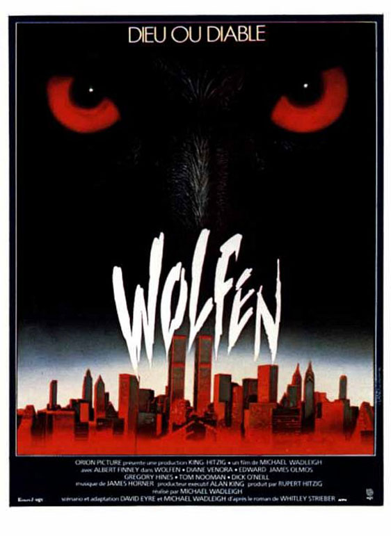 Wolfen Poster #2