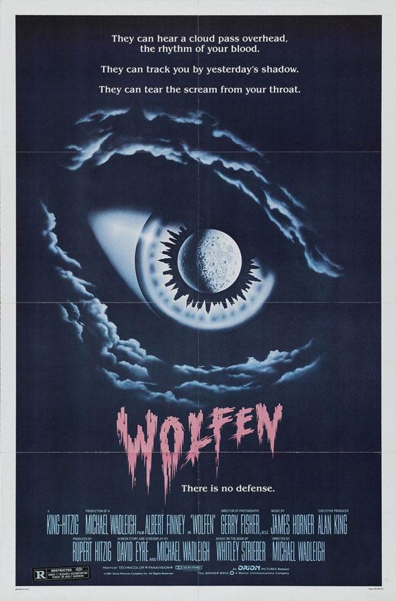 Wolfen Poster #1