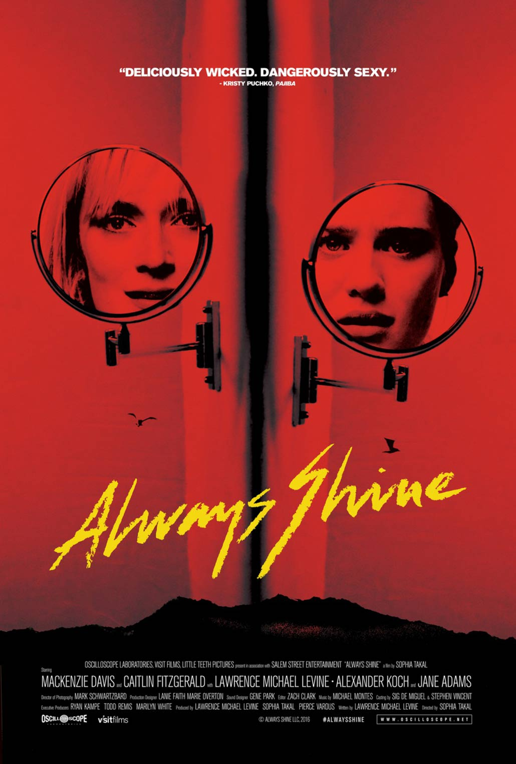 Always Shine Poster #1