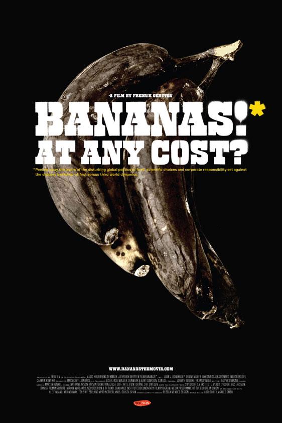 Bananas!* Poster #2