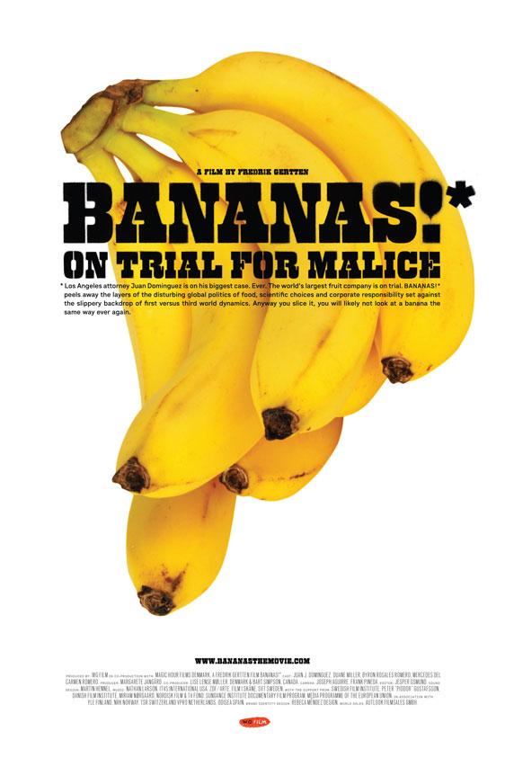 Bananas!* Poster #4