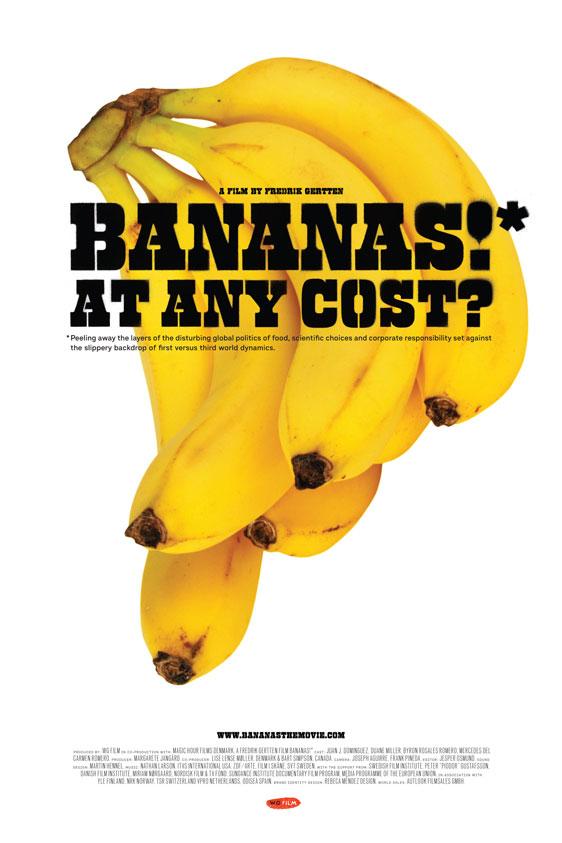 Bananas!* Poster #1