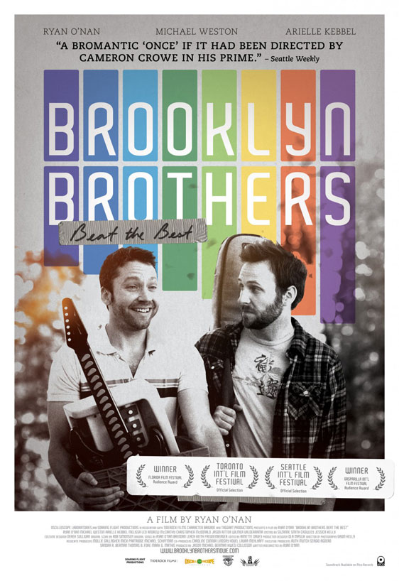 The Brooklyn Brothers Beat the Best Poster #1